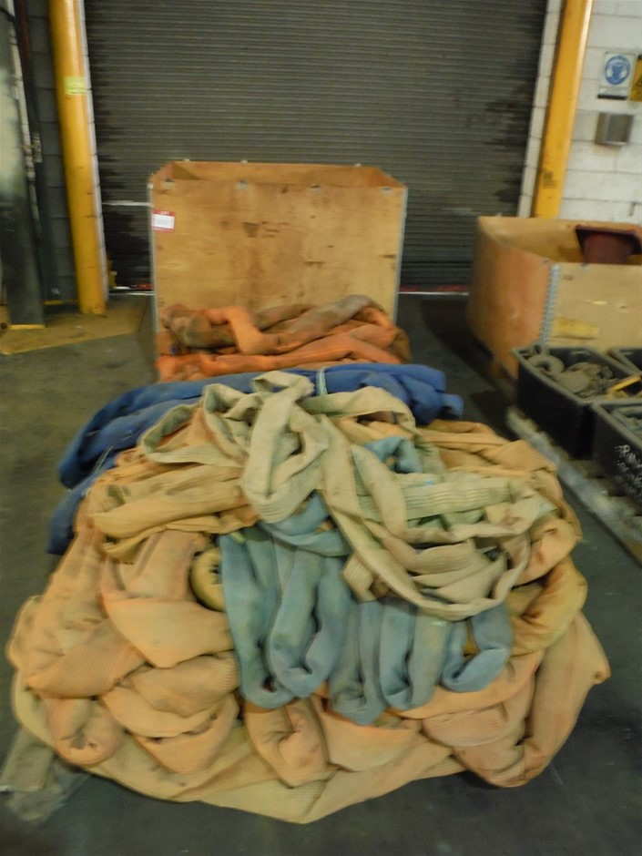 Large Qty Round Lifting Slings
