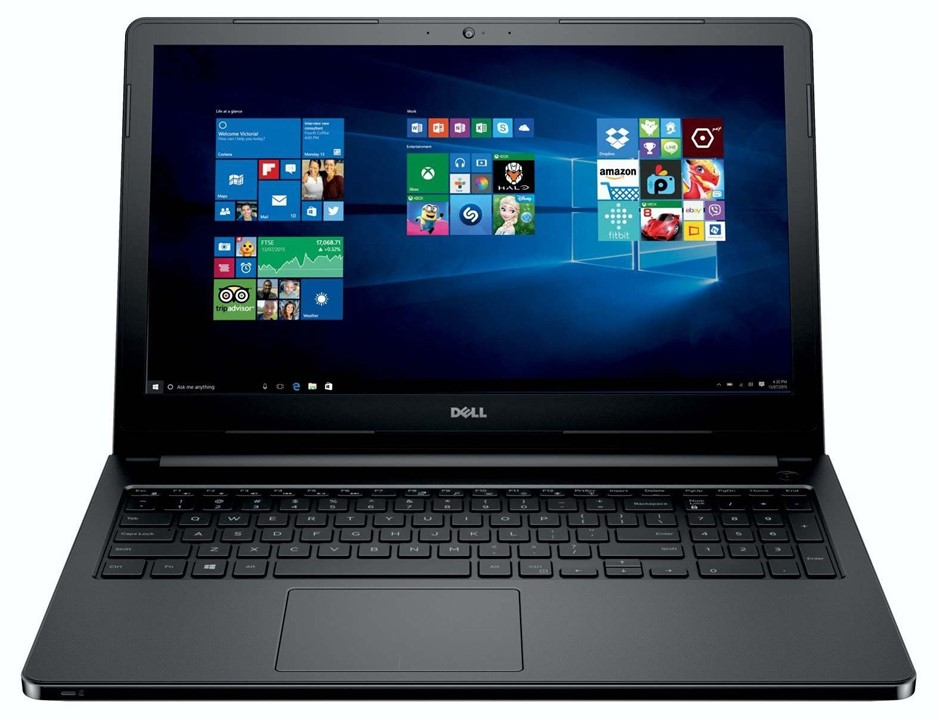 Dell Inspiron 5559 15.6-inch Notebook, Black