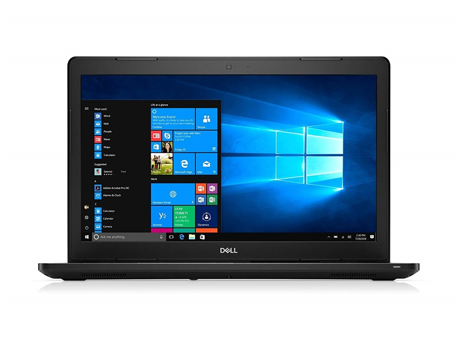 Dell Latitude 3580 15.6-inch Notebook, Black