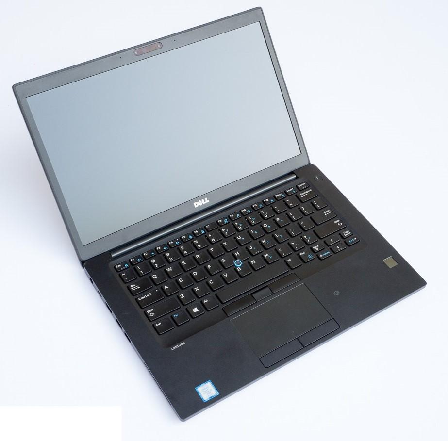 Dell Latitude 7480 14-inch Notebook, Black