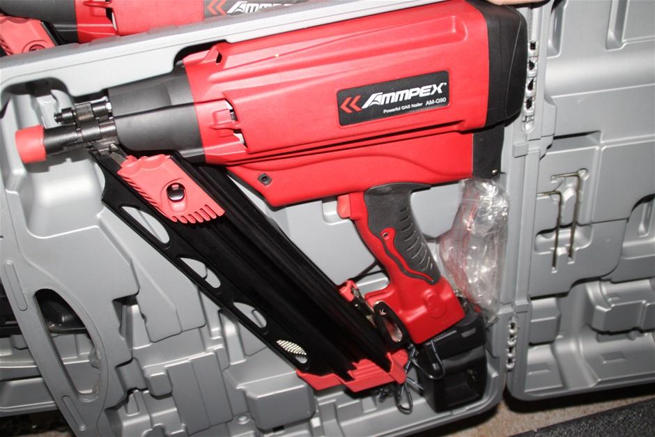 Cordless Nail Gun - AMPLEX