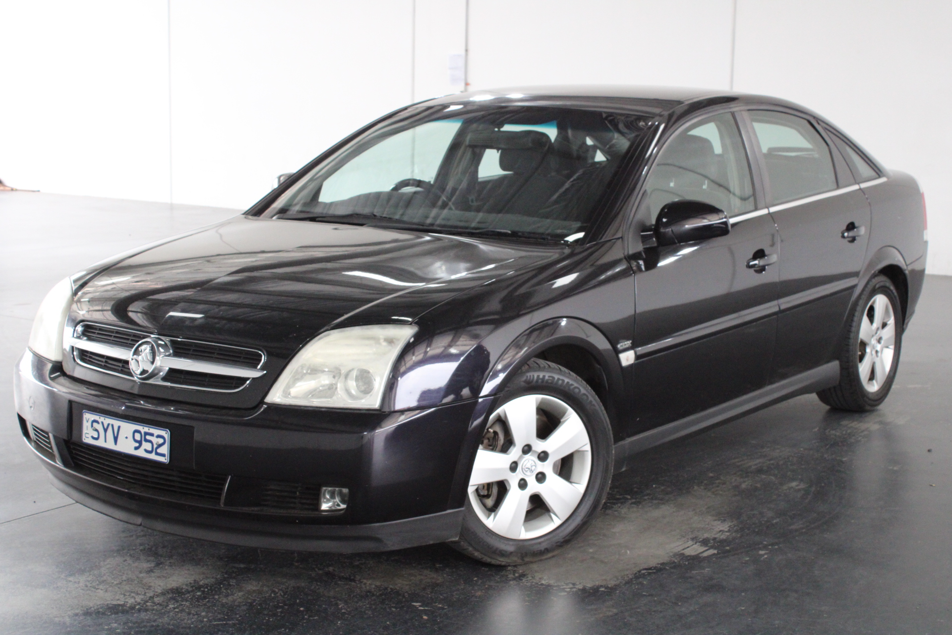 2004 Holden Vectra CDX ZC Automatic Hatchback