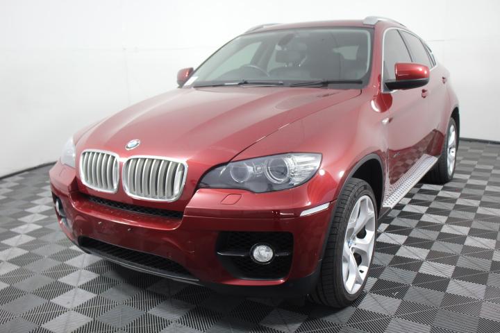 2009 BMW X6 xDrive 50i 4.4 V8 87,585 km's