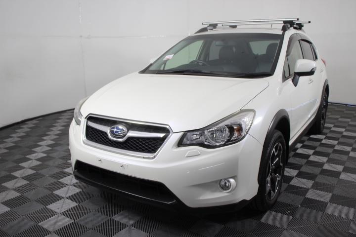 2014 Subaru XV 2.0i-S G4X Automatic Hatchback, 140,956km