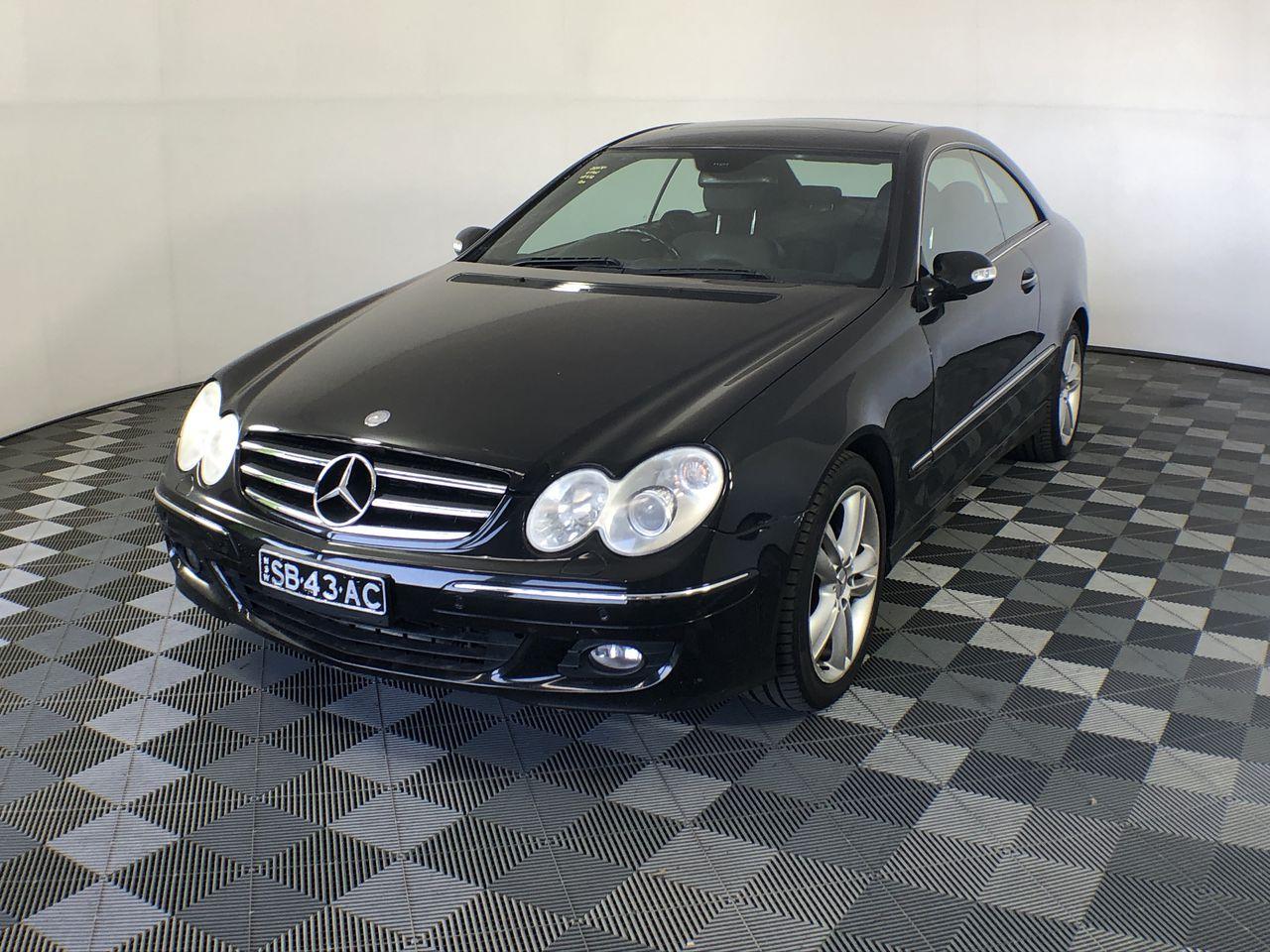 2005 Mercedes Benz CLK350 Avantgarde C209 Automatic Coupe (WOVR)