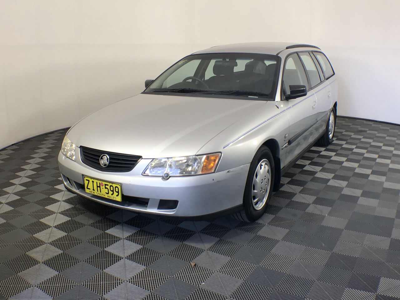 2004 Holden Commodore Executive Y Series Automatic Wagon