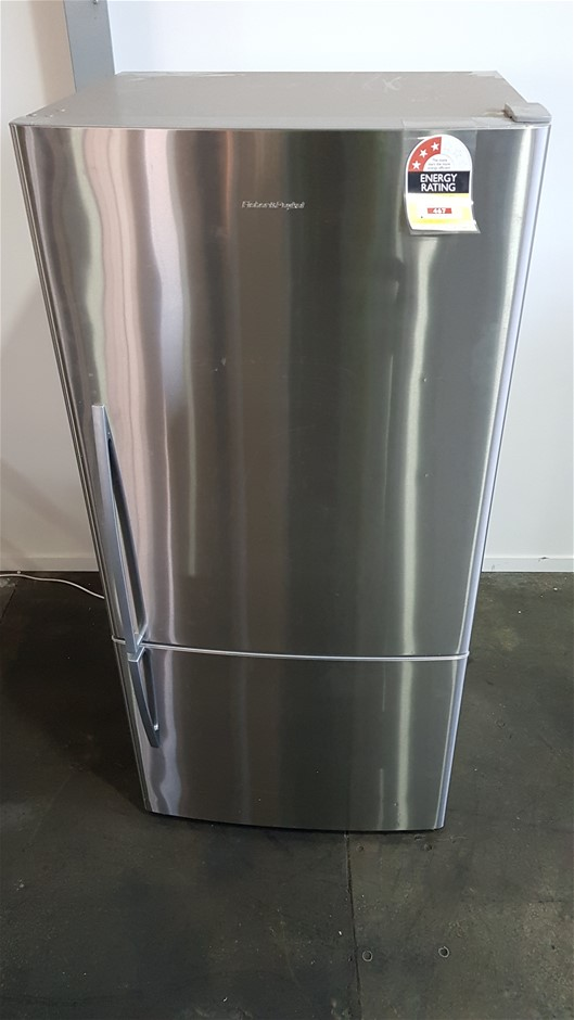 Fisher & Paykel 519L Stainless Steel ActiveSmart Fridge (E522BRX5)
