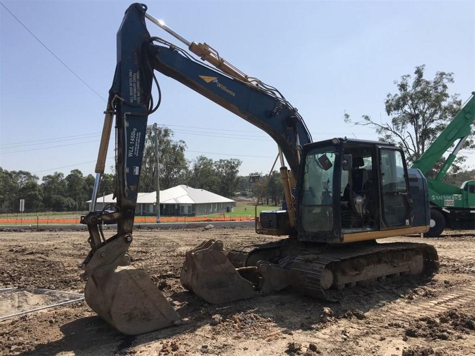 2012 CAT 312E Tracked Excavator