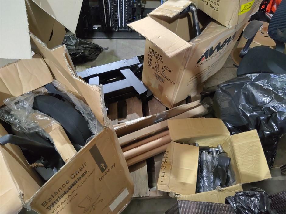 Quantity of Furniture Accessories