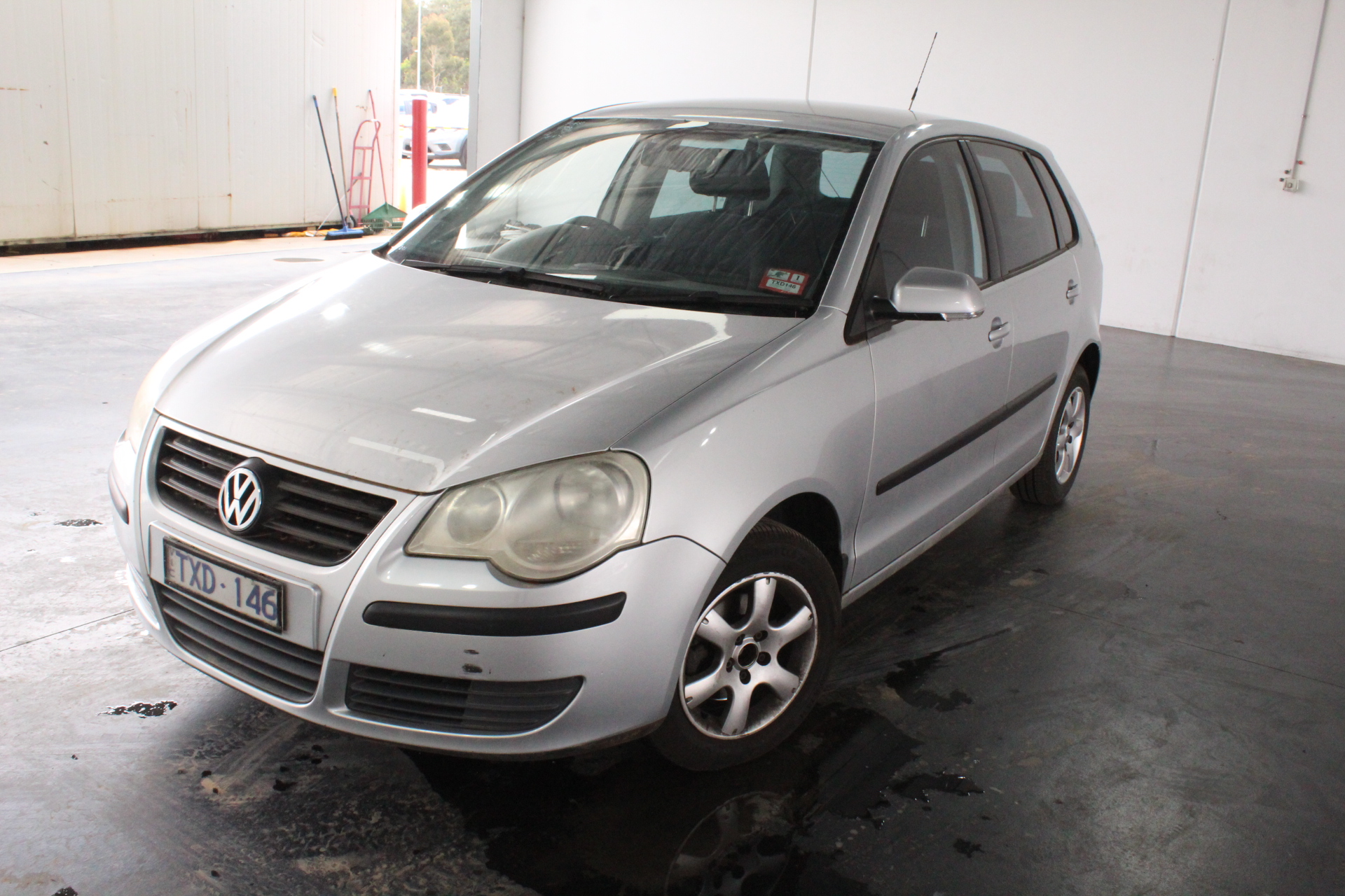 2006 Volkswagen Polo Match 9N Automatic Hatchback