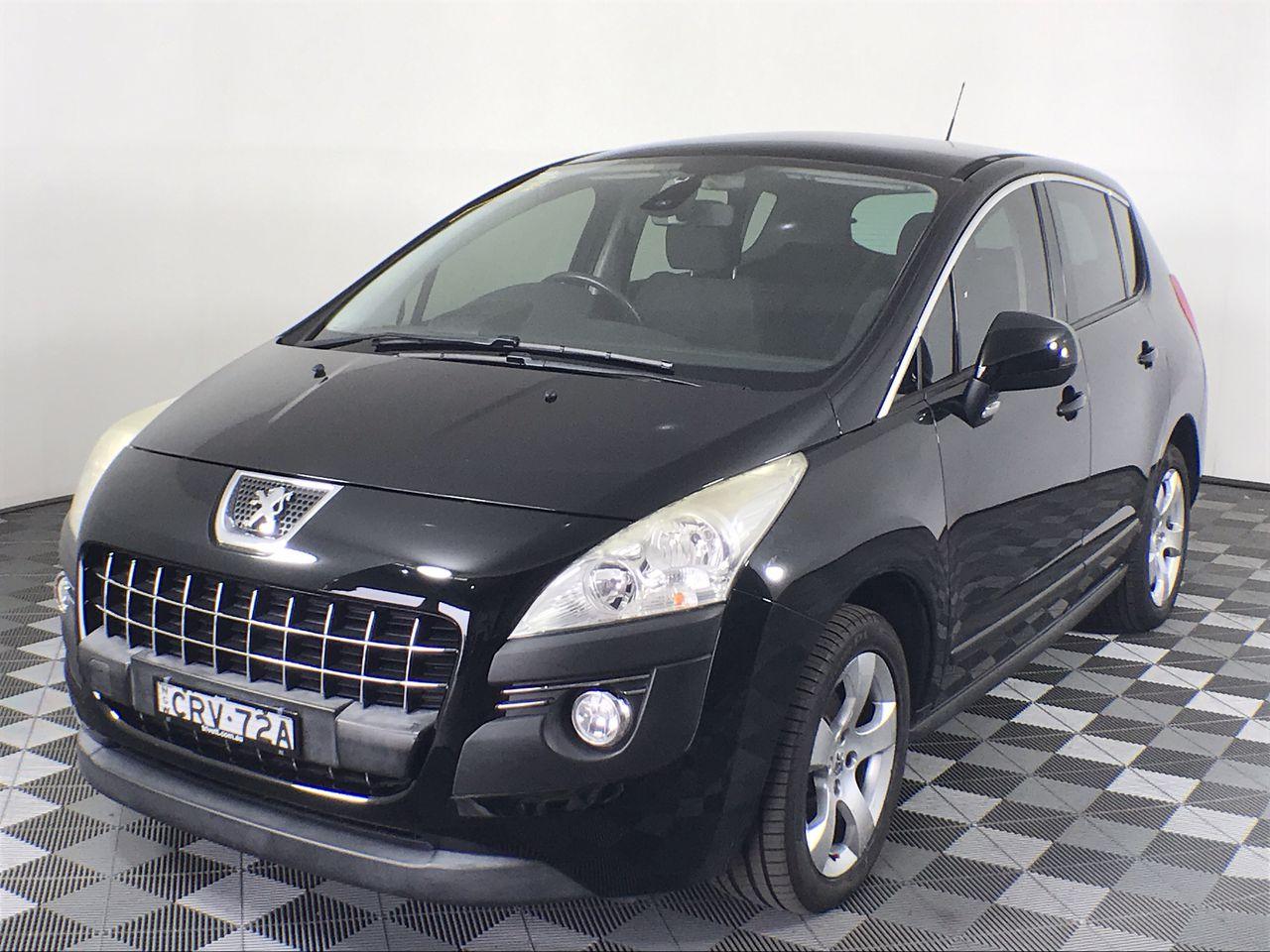 2012 Peugeot 3008 Active Automatic Hatchback