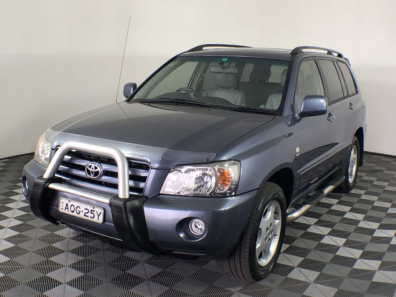 2004 Toyota Kluger Grande (4x4) Automatic 7 Seats Wagon
