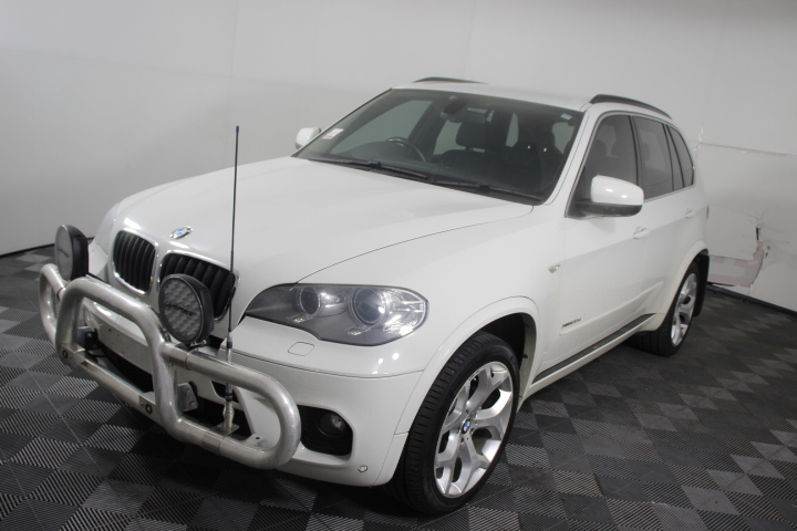 2011 BMW X5 xDrive 30d E70 LCI Turbo Diesel Automatic Wagon, 108,188km