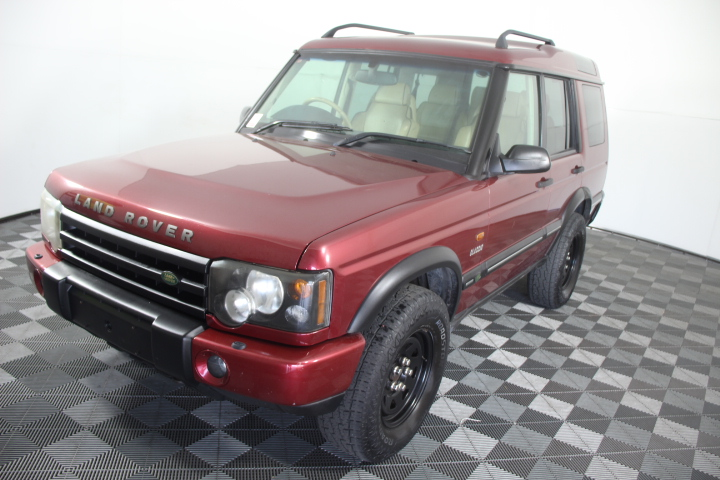 2004 Land Rover Discovery V8 4Wd (Service History)