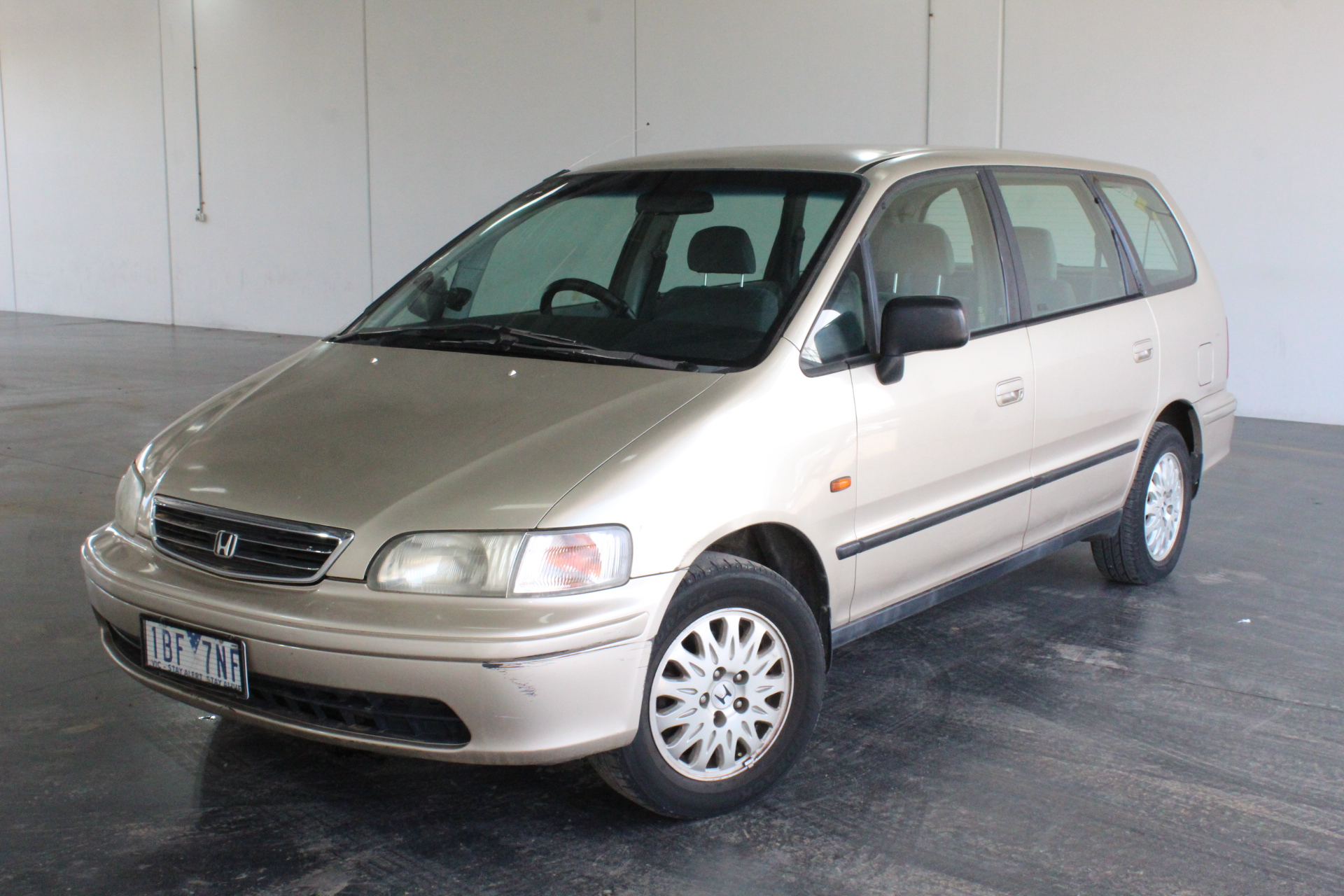 1998 Honda Odyssey Automatic 7 Seats People Mover