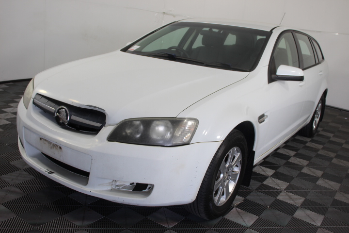 Holden Commodore Omega VE Automatic Wagon