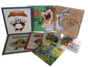 12 x Assorted Children`s Storybooks, Com
