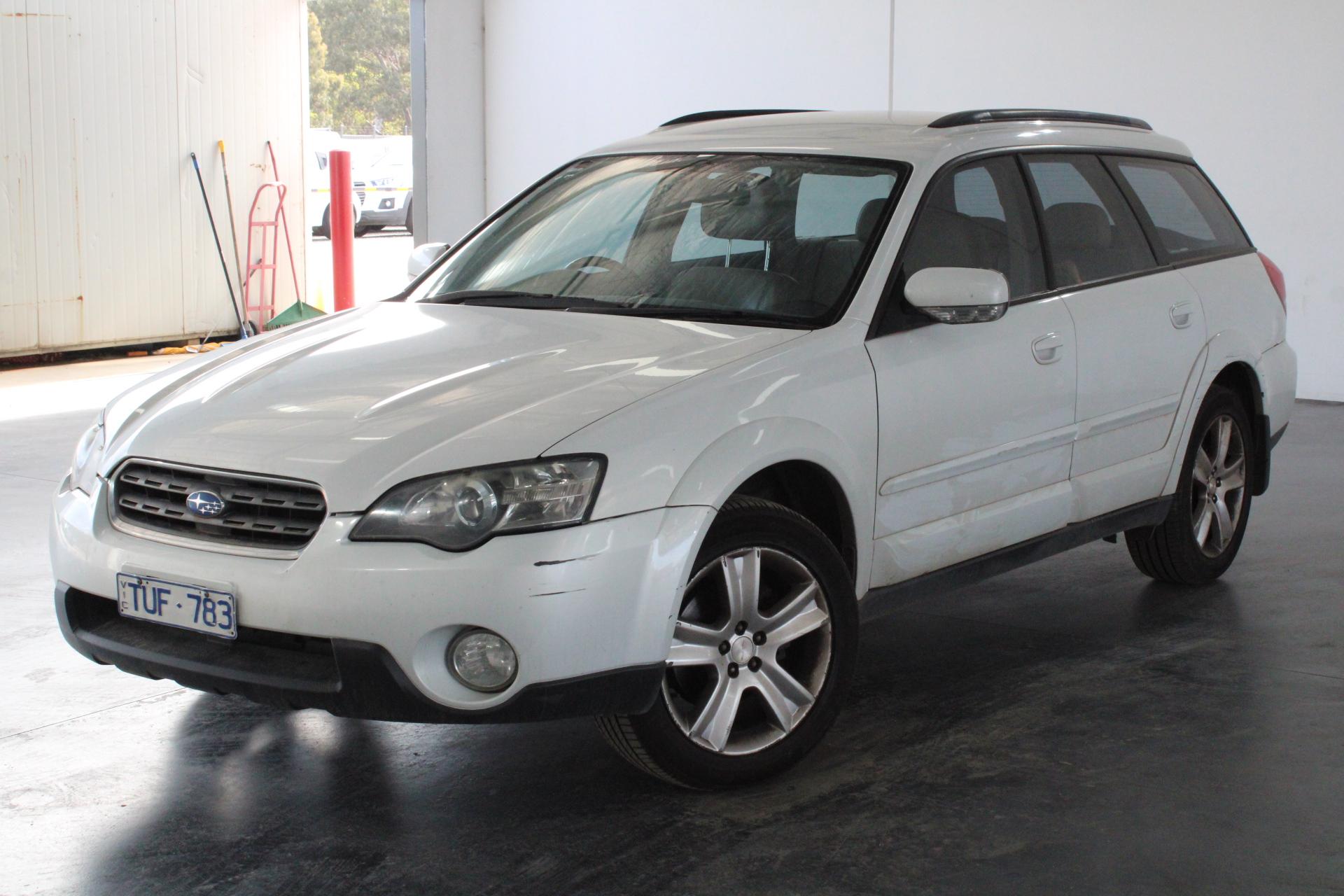 2004 Subaru Outback 3.0R B4A Automatic Wagon