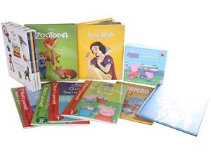 13 x Assorted Children`s Books, Comprisi