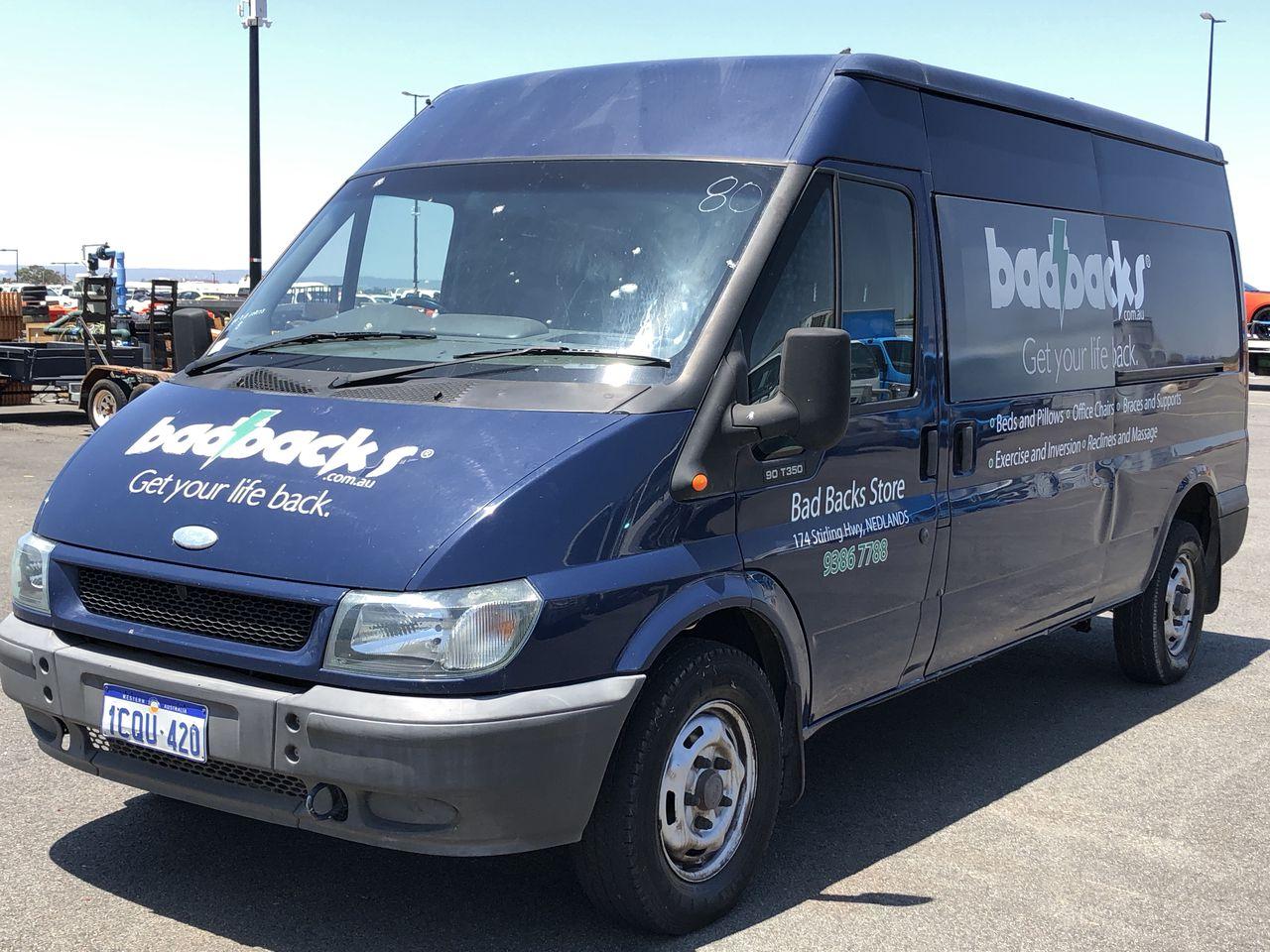 2003 Ford Transit MID (LWB) VH Turbo Diesel Manual Van