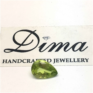 One Stone Peridot, 2.05ct in Total