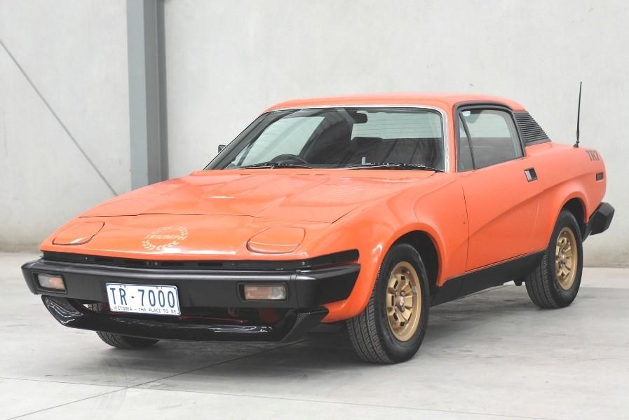 1980 Triumph TR7 Manual Coupe