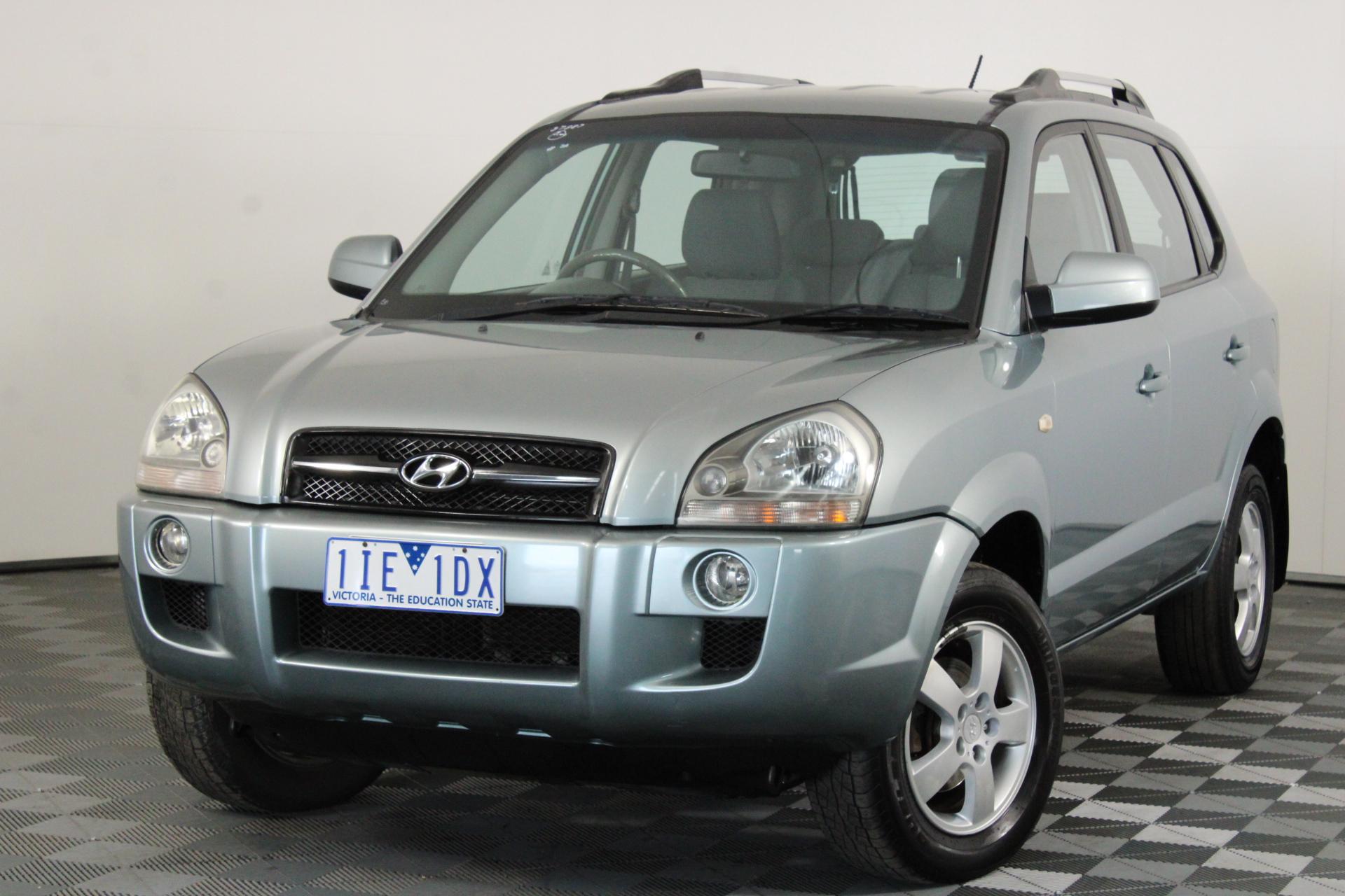 2006 Hyundai Tucson City Automatic Wagon