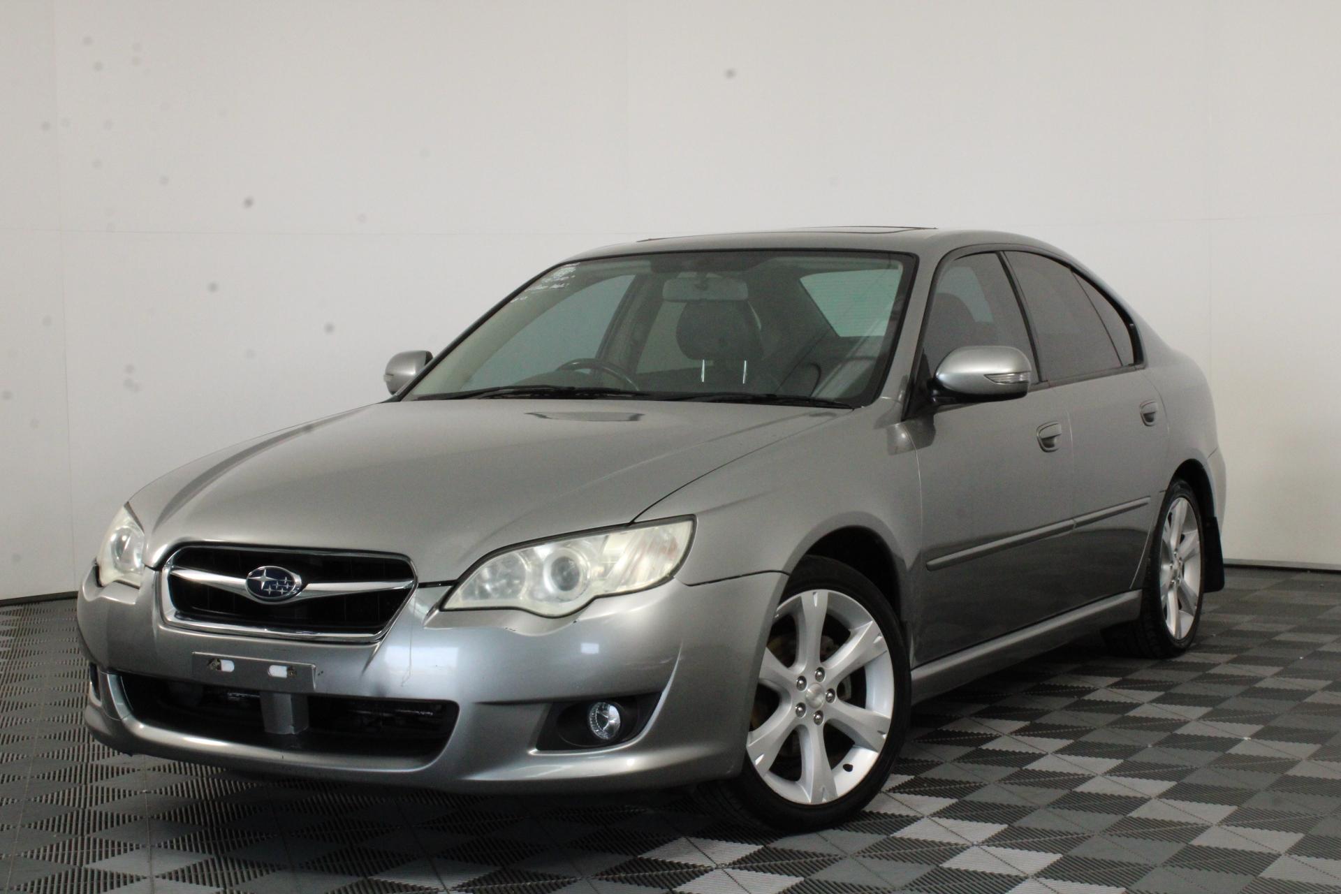 2006 Subaru Liberty 2.5i Premium B4 Automatic Sedan
