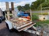 Dual Axle Plant Machinery Trailer