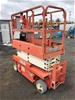 Snorkel 19ft Scissor Lift