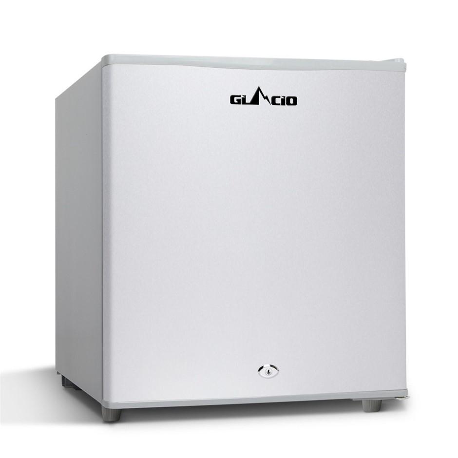 Glacio 45L Portable Fridge Freezer Cooler Camping Caravan - Grey