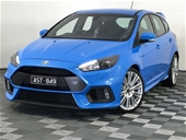 Unreserved 2017 Ford Focus RS LZ Manual Hatchback