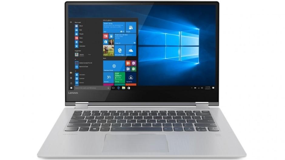 Lenovo Yoga 530-14IKB 14-inch Notebook, Silver