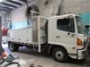 2006 Hino FD1J SER2 Cable Hauling Service Truck
