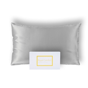 Pure Silk Pillow Case by Royal Comfort-S