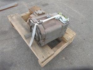 1 - Hydraulic Pump - Fan Drive