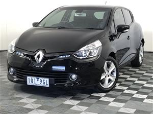 2014 Renault Clio Expression Manual Hatc