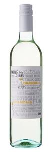 Wine For Yoga Lovers Chardonnay 2016 (12