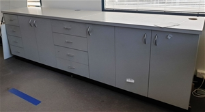 Assorted Office Furniture & Benches