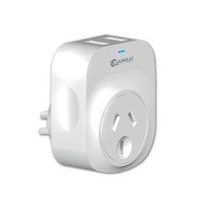 Sansai 4.2A Power Adaptor - 2-Ports USB