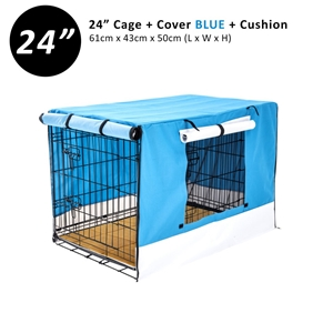 """24"""" Cage + Cover BU + Pad"""