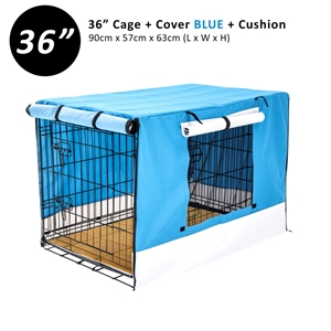 "36"" Cage + Cover BU + Pad"