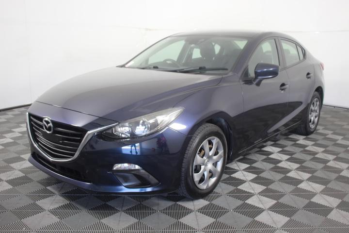 2014 Mazda 3 Neo BM auto Sedan 48,709km