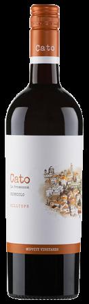 Cato La Promessa Nebbiolo 2017 (12x 750mL). Hilltops, NSW.