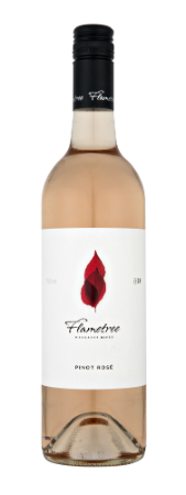 Flametree Pinot Rose 2020 (12x 750mL). Margaret River, WA.