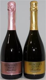 Hunter`s Wines Mixed Sparkling Pack (2x 750mL), Marlborough, NZ