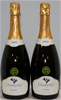 Johanneshof Cellars Emmi Brut Pinot Noir Chardonnay 2009 (2x 750mL), NZ.