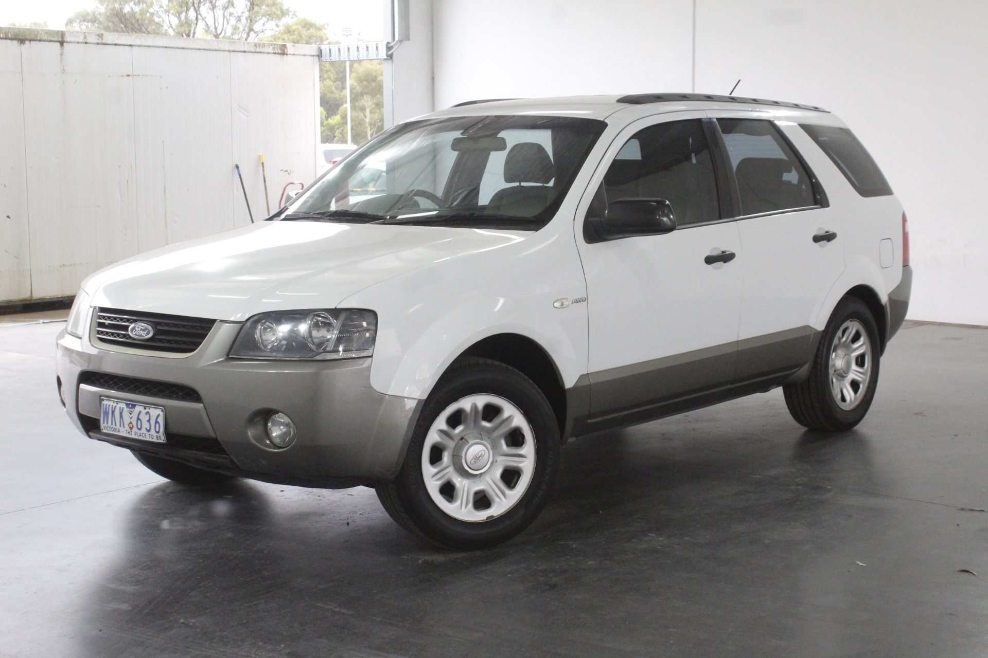 2006 Ford Territory TX (4x4) SY Automatic Wagon