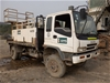 2008 Isuzu FTS33HLS 4 x 4 High Pressure Cleaning Water Truck (ST721)