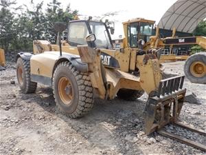 2007 Caterpillar TH360B Telehandler (FL7